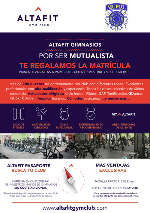 Club de Fitness Inteligente FITUP